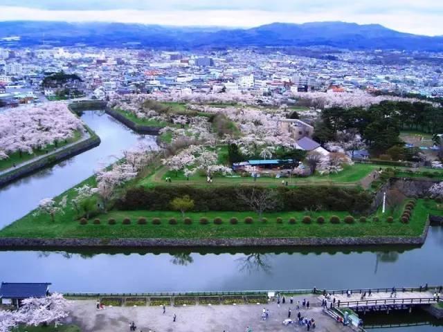 北海道五棱郭公园
