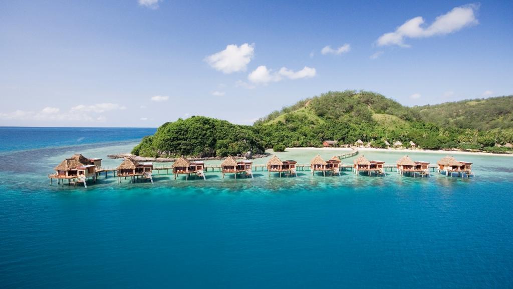 盘点斐济最值得去的外岛,每一个都美到逆天-海岛旅游攻略- 无二之旅