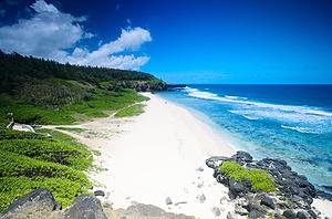 毛里求斯 7天  一路向南 去毛里求斯