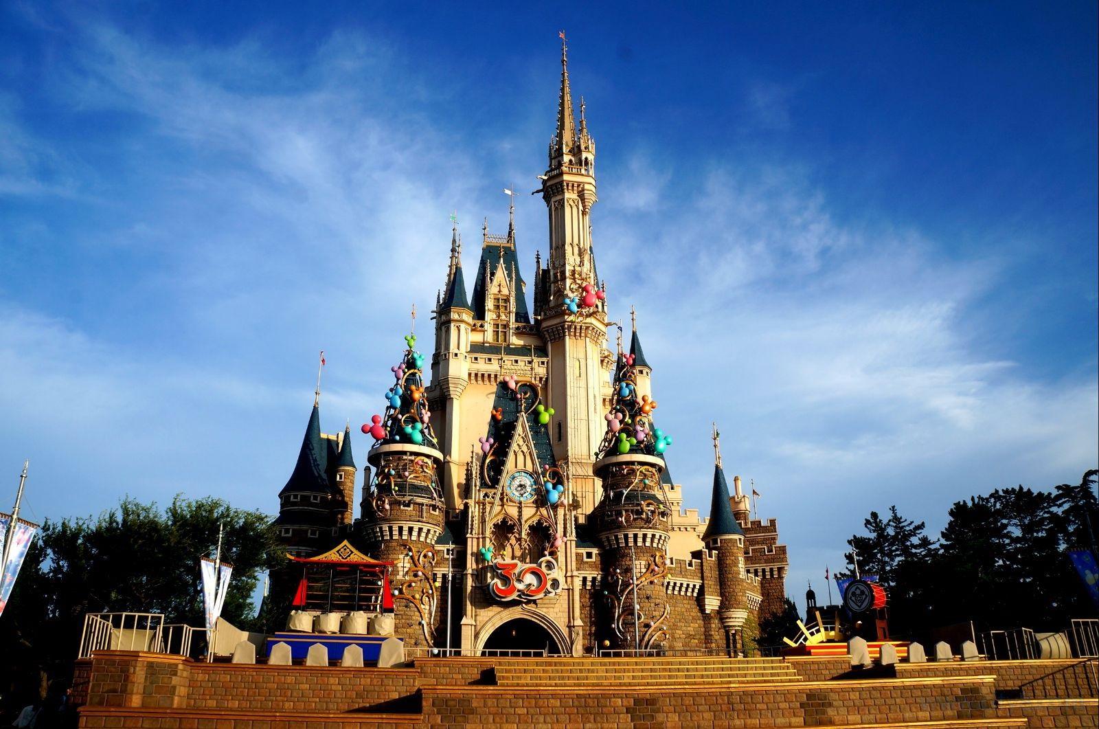 西部乐园,动物天地,梦幻乐园,卡通城及明日乐园等,园内舞台以及广场上