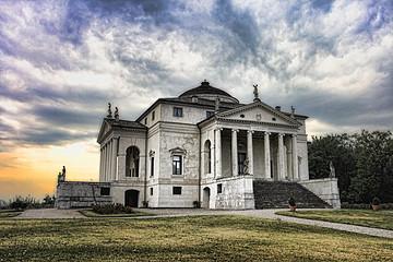 行程亮点:参观维琴察的圆厅别墅