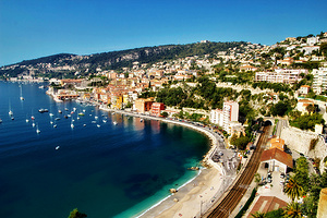 法国摩纳哥 11天 在南法风情中唱响青春之歌