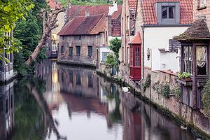 荷兰比利时卢森堡 10天 春日Benelux漫游记