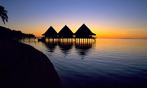 法属波利尼西亚 11天 丛林与大海的大溪地华丽冒险