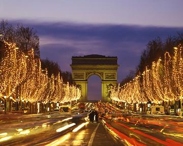法国巴黎旅游