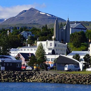 冰岛阿克雷里旅游
