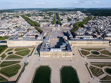 法国凡尔赛旅游