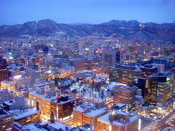 日本札幌旅游