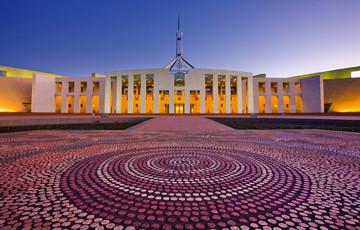澳大利亚堪培拉旅游