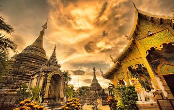 泰国清迈旅游