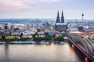 德国科隆旅游