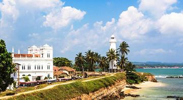 斯里兰卡加勒旅游