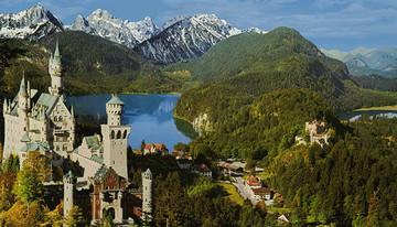 德国施万高旅游