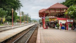 遇见泰国海滨小城,皇室后花园悠闲度假