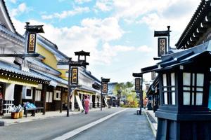 从北海道到关西,和花魁一起体验江户风情