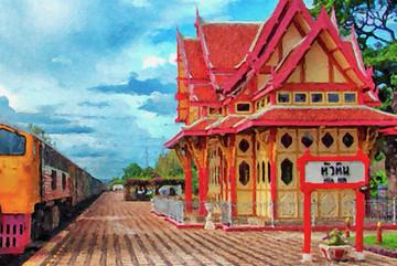 泰国华欣旅游