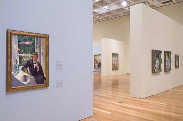 来南岸的昆士兰现代美术馆感受澳洲人对艺术的热爱