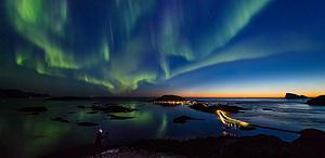 挪威芬兰冰岛14日经典自然之旅