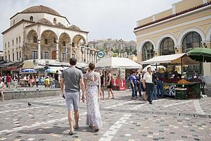 希腊爱琴海探岛之旅
