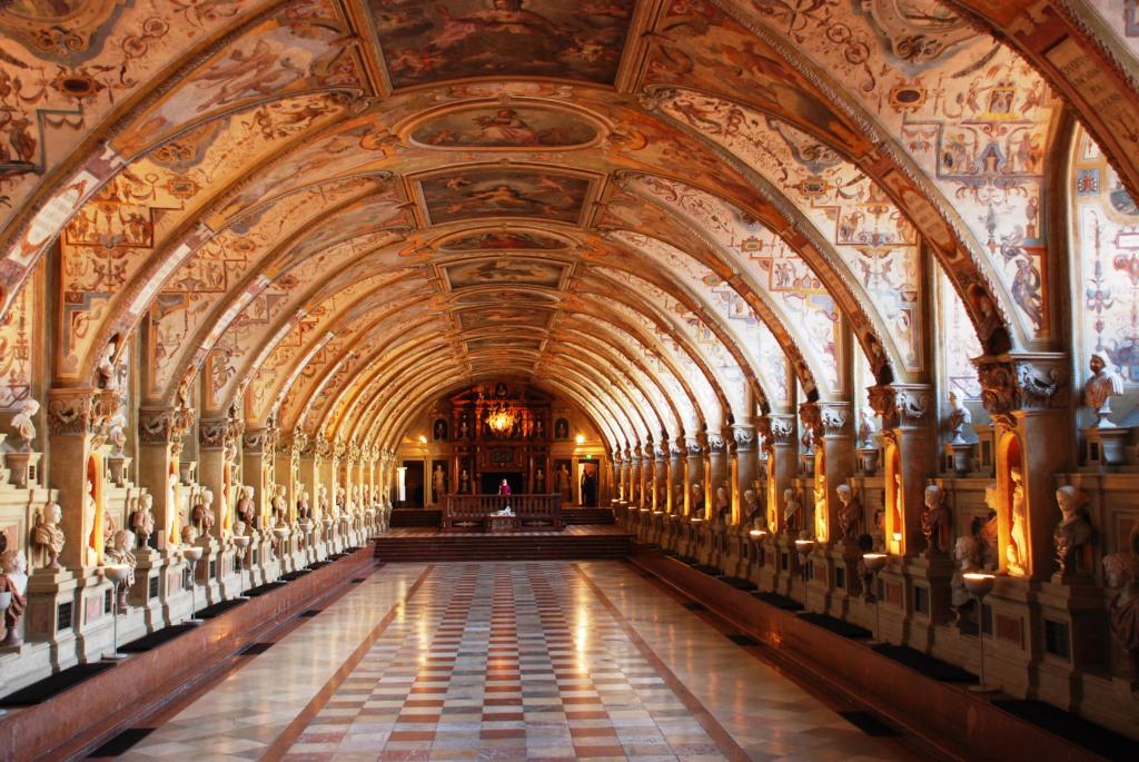 慕尼黑王宫