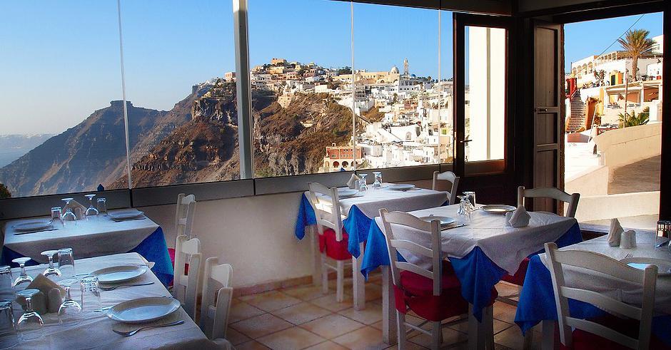 Naoussa希腊传统餐厅