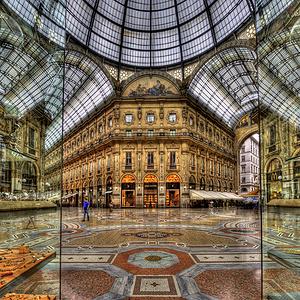 意大利瑞士11日经典自然之旅