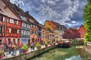 法国瑞士德国14日经典自然之旅