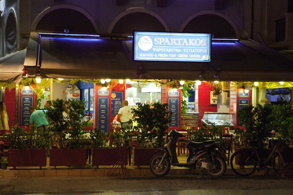 Spartakos餐厅