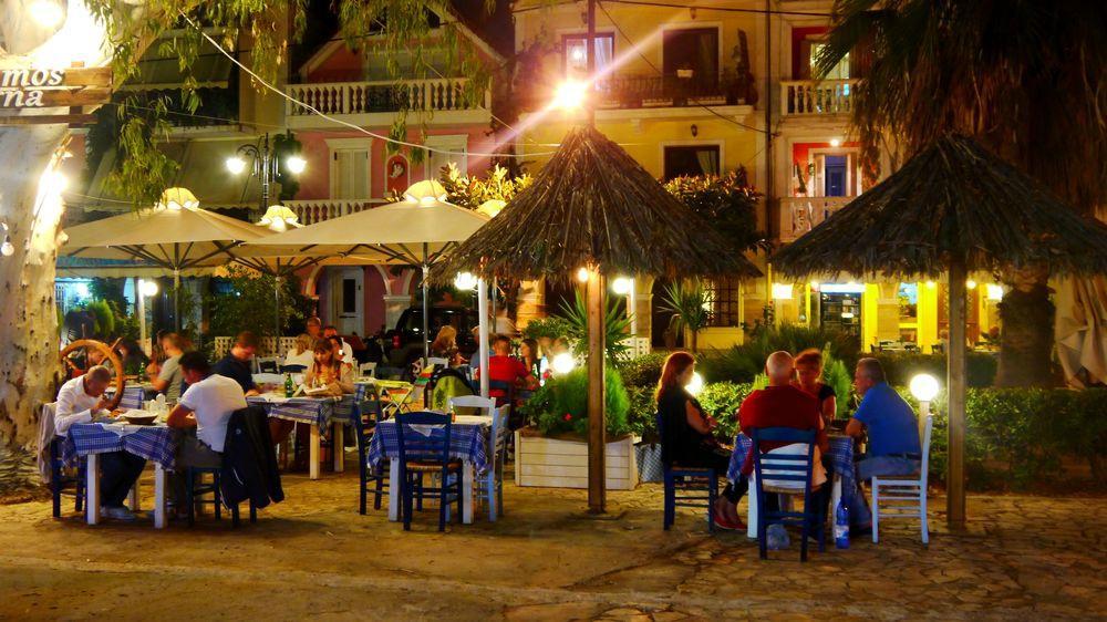 Porto Di Ammos餐厅