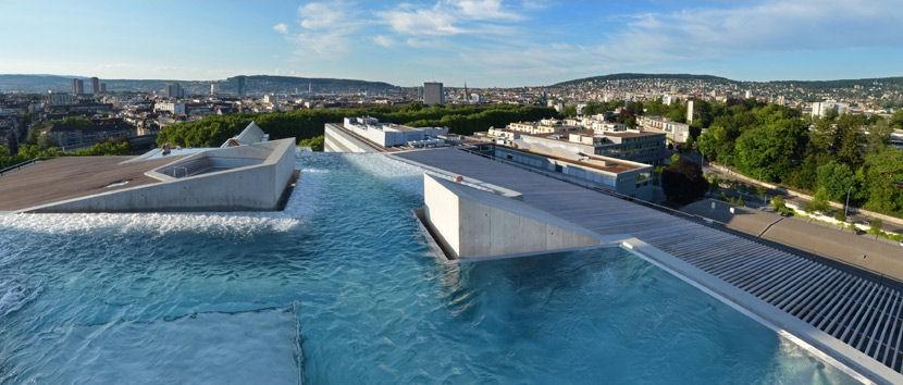 参加Thermalbad & Spa的温泉水疗