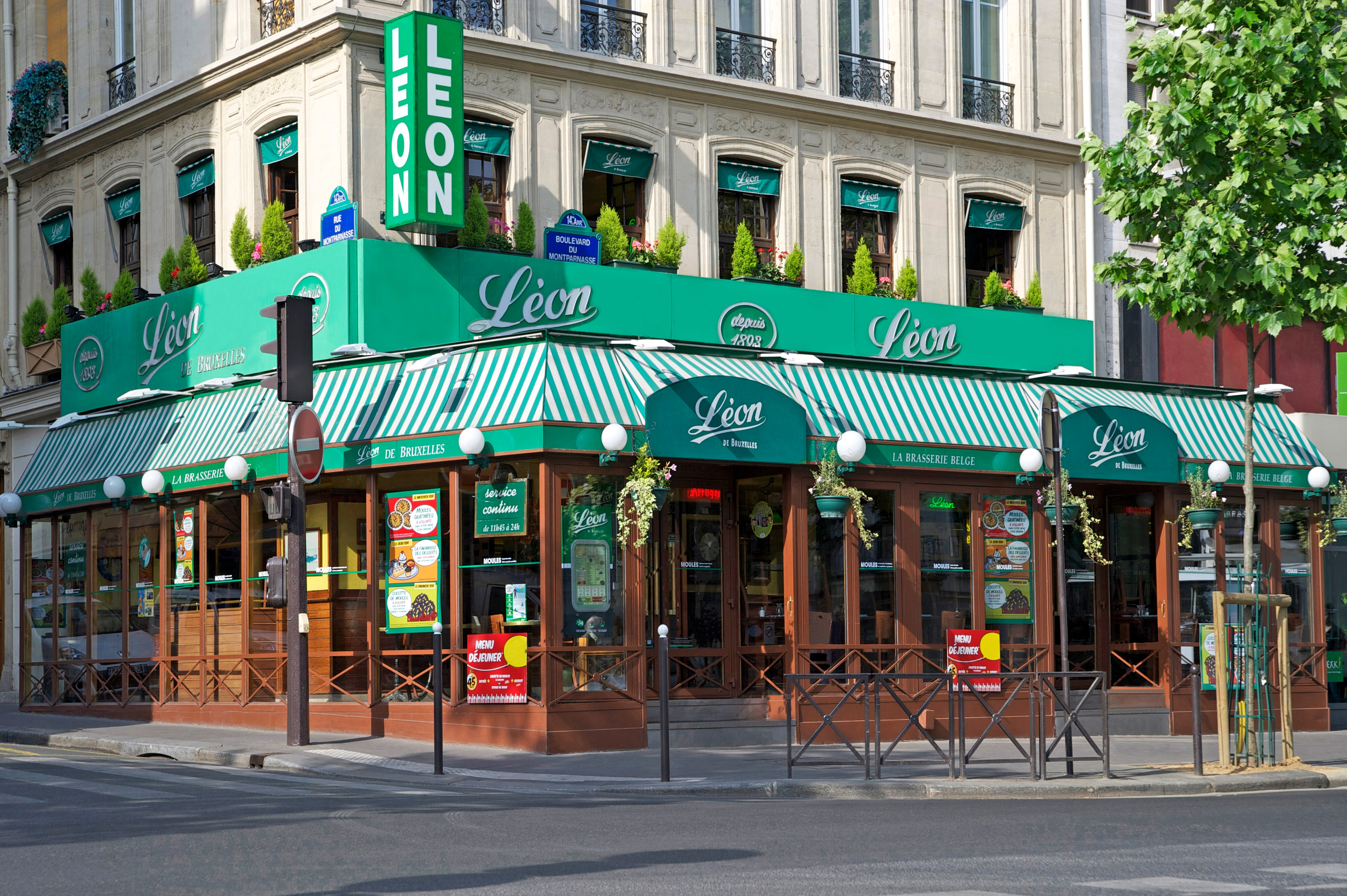 Léon de Bruxelles餐厅