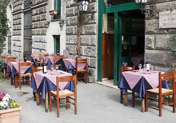 La Taverna del Quaranta罗马风格餐厅