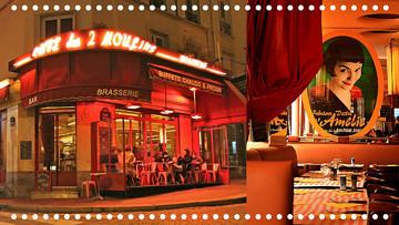 Café des Deux Moulins咖啡馆