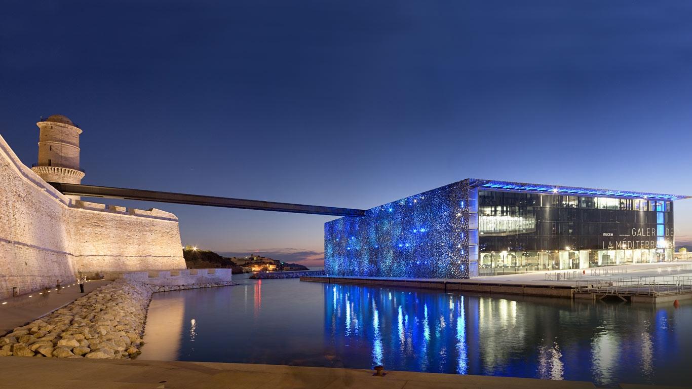 欧洲及地中海文明博物馆