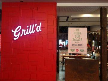 Grill'd餐厅