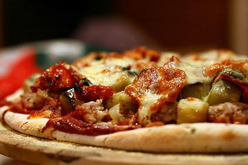 Pizzeria Vesi披萨店