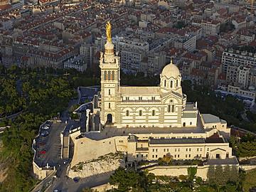 马赛圣母教堂