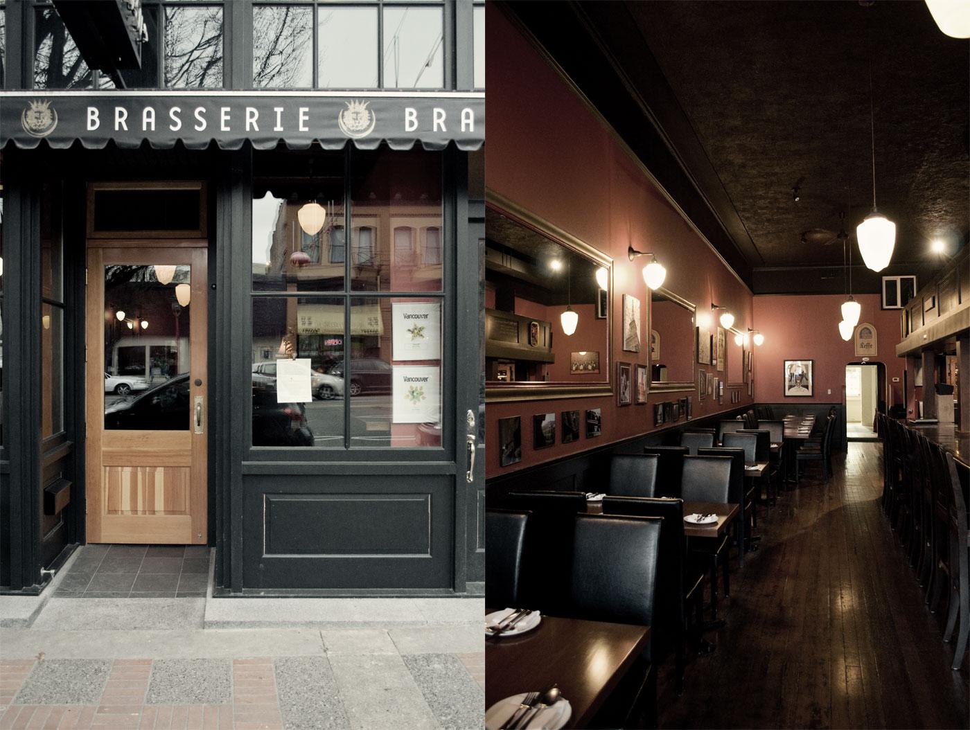 Brasserie L'Ecole餐厅