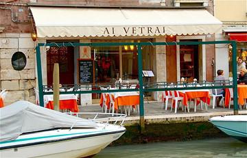 Trattoria Ai Vetrai餐厅