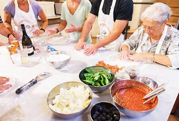 在佛罗伦萨学做托斯卡纳大餐