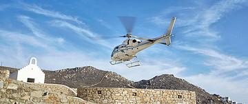 Santorini Helicopter 直升机Tour