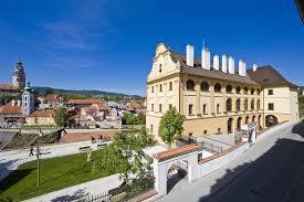 捷克克鲁姆洛夫地区博物馆