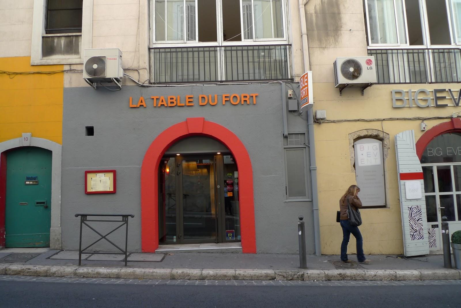 La Table Du Fort餐厅