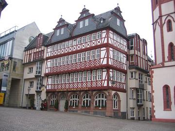 Schwarzer Stern法兰克福特色餐厅