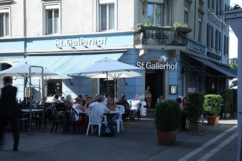 St. Gallerhof餐厅