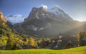 意大利瑞士经典自然之旅
