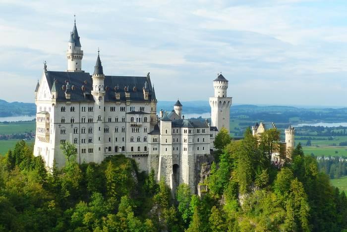 德国 <span class='highlight'>10天</span> 与古典甜蜜同行 乐享德国自驾游