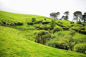 新西兰 12天 红尘作伴 穿行中土