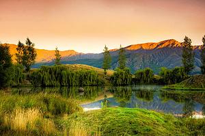新西兰 12天 中土世界的蜜月旅行