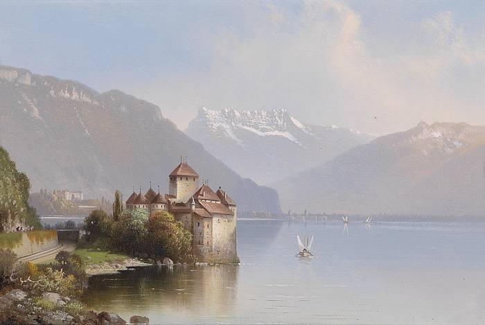 瑞士 <span class='highlight'>8天</span> 赏湖光山色 享另类刺激体验